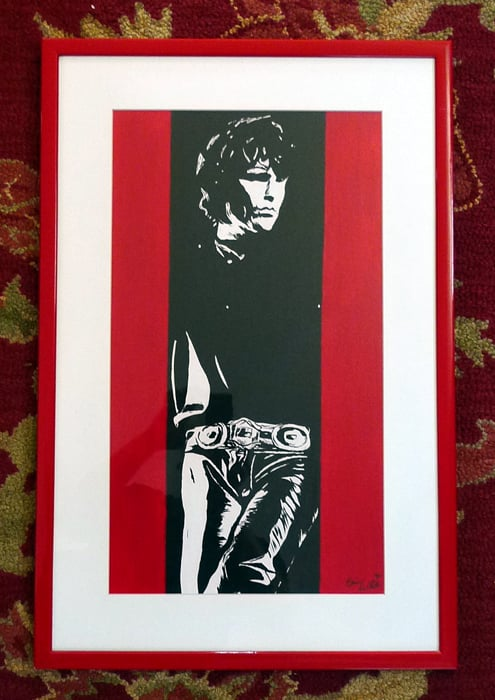 Jim Morrison, 1943 - 1971