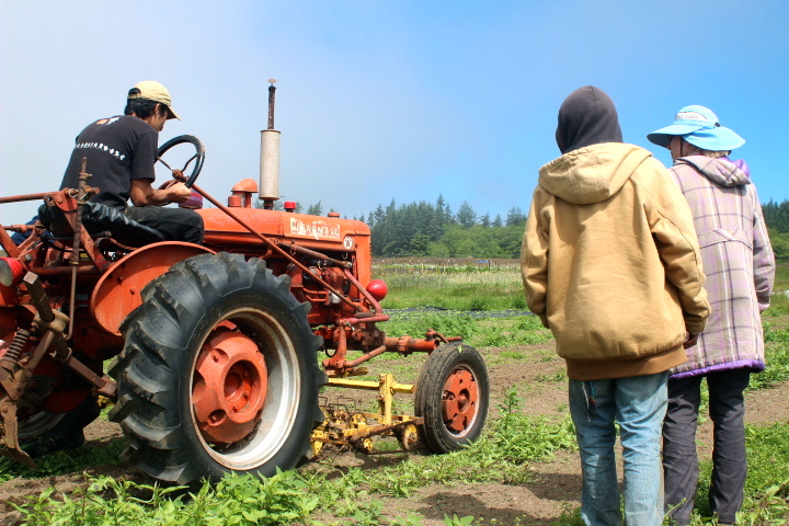 Field Tillage & Cultivation