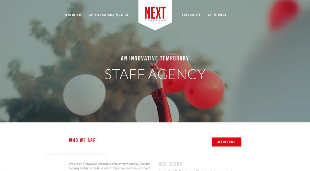 Next Staffing
