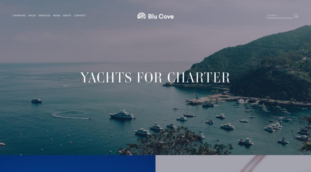 Blu Cove Yachting