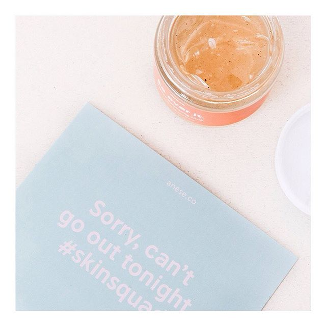 """Aside from having the best product names we've seen this year – """"We love your booty, baby,"""" being just one notable example – @anese.co also boast a line of the funnest, sweetest-smelling beauty and skincare treats, with the kind of packaging and branding that is guaranteed to explode your Instagram feed. #anese #beauty #thegarretco"""