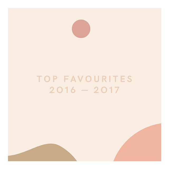 Year in review: our top favourites from the list of featured brands @thegarretco 2016 – 2017 💕 🔝 #thegarretco #yearinreview by @halfandtwicestudio
