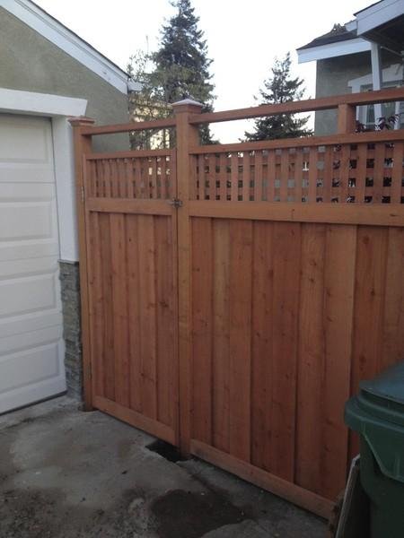 Fences, Woodwork by Arriaga Masonry