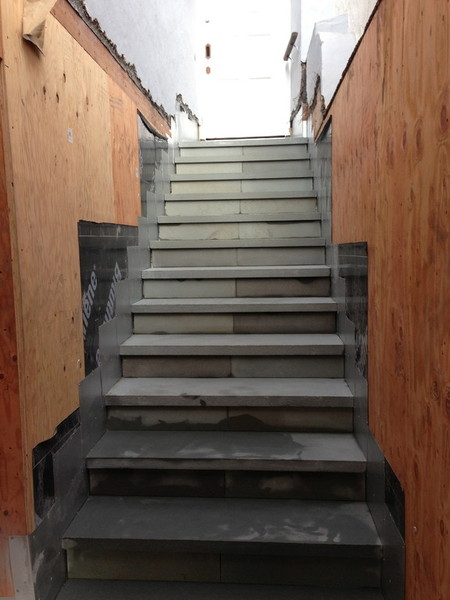 Stairs by Arriaga Masonry