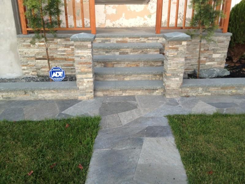 Pathways, Stairs, Stonework by Arriaga Masonry