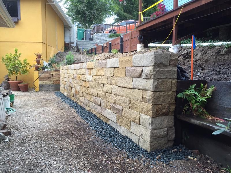 Retaining Walls, Stonework by Arriaga Masonry