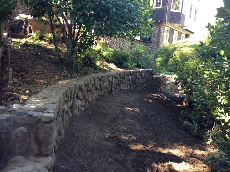 Retaining Walls built by Arriaga Masonry