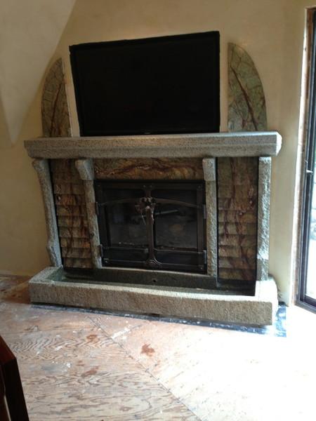 Fireplaces, Stonework by Arriaga Masonry