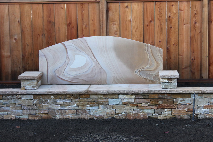 Retaining Walls, Stone Seating, Stonework by Arriaga Masonry