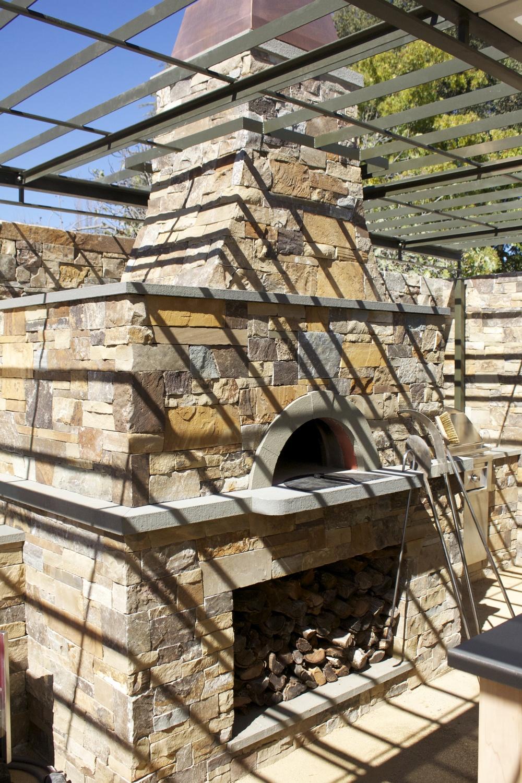 BBQ Areas, Stonework by Arriaga Masonry