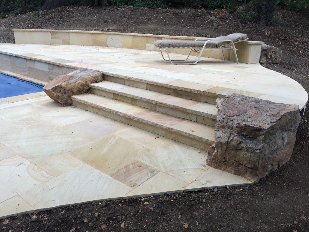 Stairs, Stonework by Arriaga Masonry