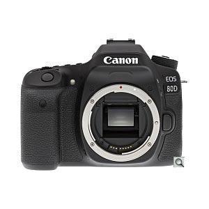 Canon EOS 80D DLSR Camera -