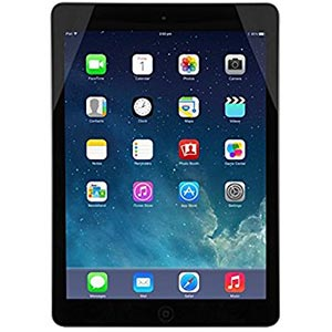Refurbished Apple iPad Air A1474 16GB, Wi-Fi, Black -