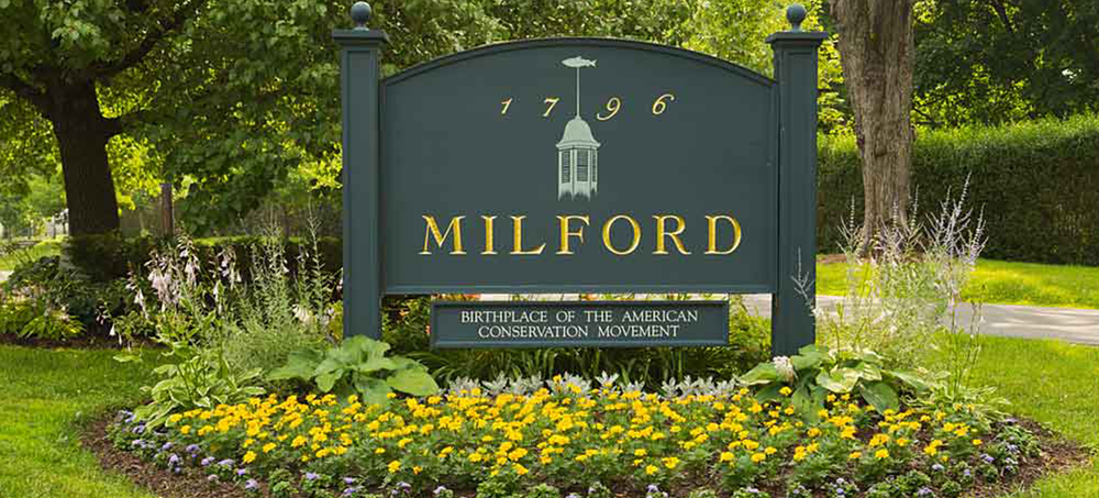 toast to milford