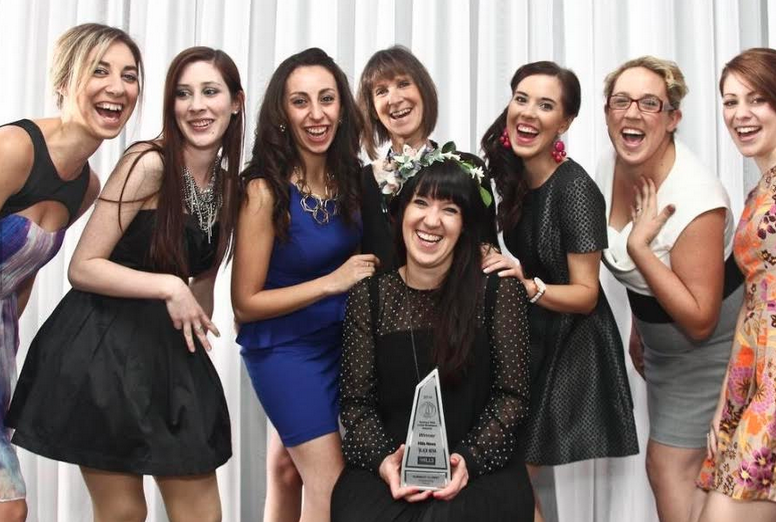 Florist of the Year 2014