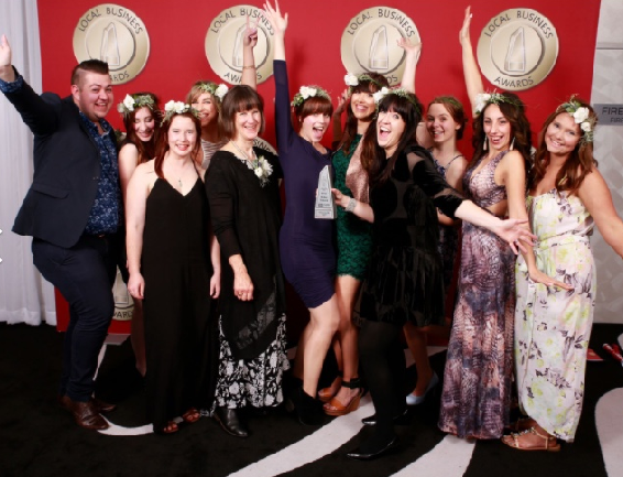 2015 Florist of the Year