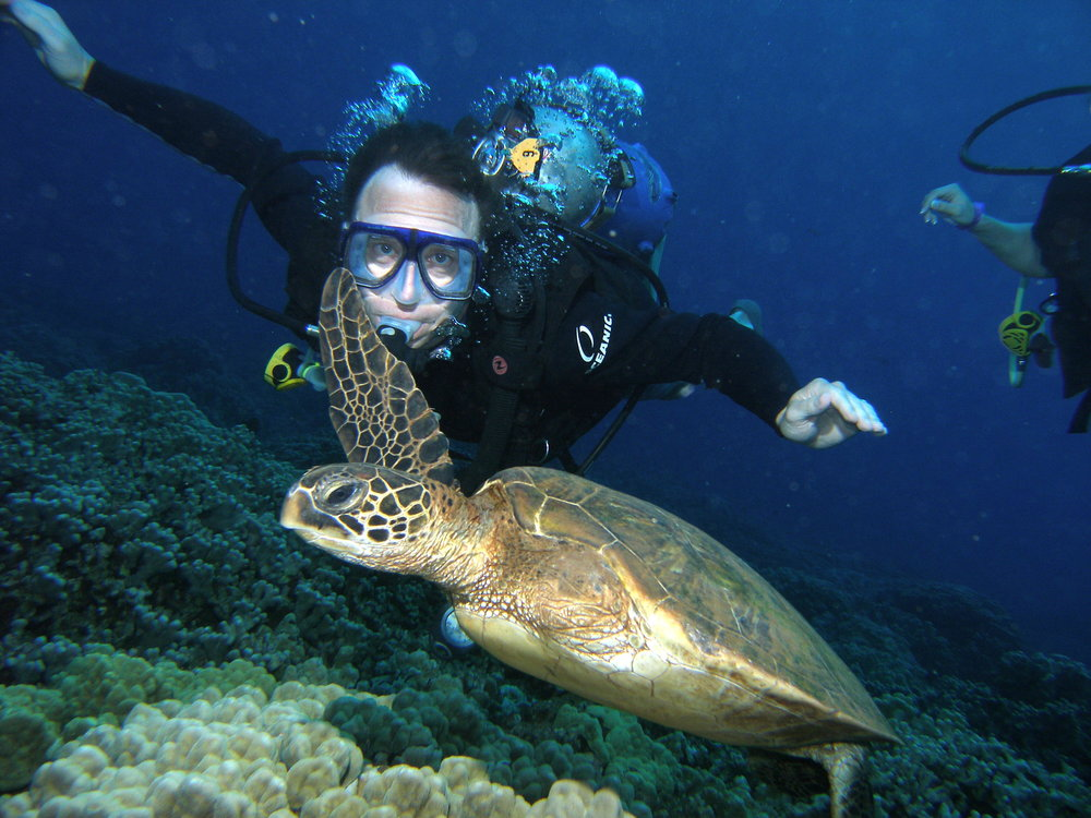 Mindfully Submerged – a full-day introductory scuba diving experience emphasizing teamwork and introducing the wonders of diving delivered under closely controlled conditions. Certain medical or physical conditions may restrict participation and snorkeling is an option. -