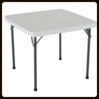 "48"" round Card Table Seats 4 $6.00"