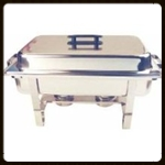 Rectangle 8qt. Chafer $12.00