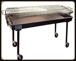 Charcoal Grill 2' X 5'  $55.00