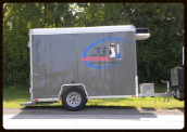 Refrigerated Trailer $150.00