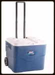 54 Quart Rolling Chest Cooler $10.00