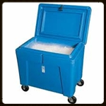 Insulated Ice Storage Box 11cu ft $25.00