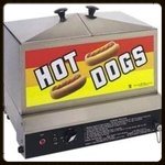 Hot Dog Steamer holds 80 Hot Dogs & 30 Buns at one time $40.00
