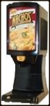 Nacho Dispenser Holds 80oz bag of cheese $40.00