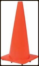 Non Reflective Cones 28''