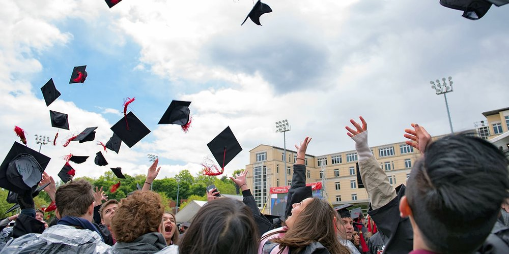 graduation ceremony crowd control rental.jpg