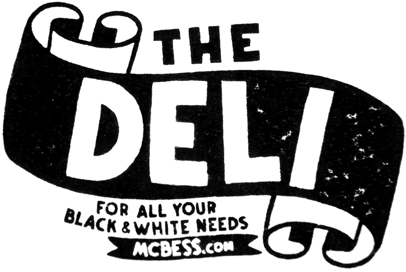 the Deli just opened for business !