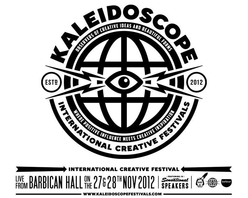 I got the chance to be invited to talk at the   kaleidoscope festival   , wich is happening on the 27th & 28th of november at the barbican hall in London, and let me tell you there's a serious line up, with johnny cupcakes, monster children, aardman animation… I'll be showing a lot of unseen material and work in progress, also if you have things you'd like me to explain or develop just tweet it with #askmcbess and I'll do my best to incorporate it in my presentation.   see you there