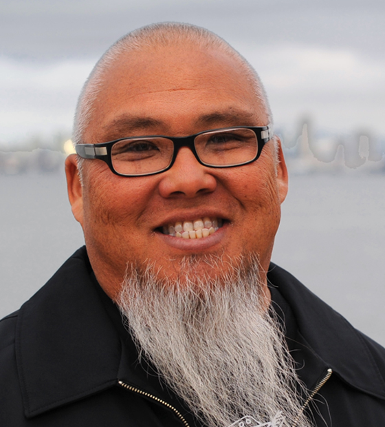 SUMO SATO  HIM youth culture advisor and pastor of H20 Community Church in Huntington Beach, CA