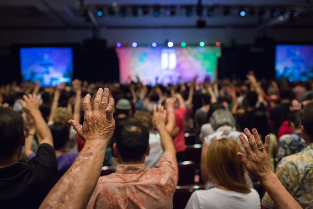 What was most helpful to you at the conference? -