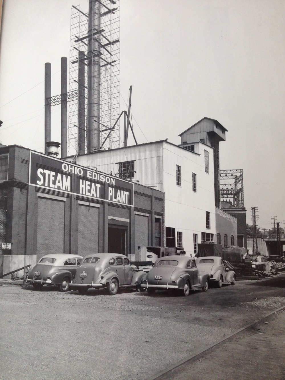 The district steam system in Youngstown has operated continuously for 120 years as a public utility serving the downtown business and educational community.