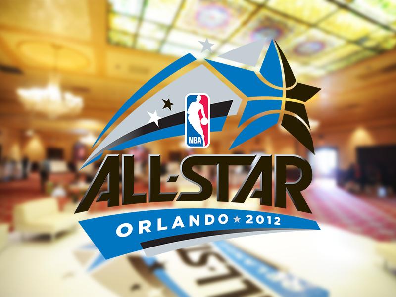 NBA All Star Weekend, Orlando, 2012 NBA All Star Weekend 2012 Orlando NBA ALL STAR WEEKEND ORLANDO 2012