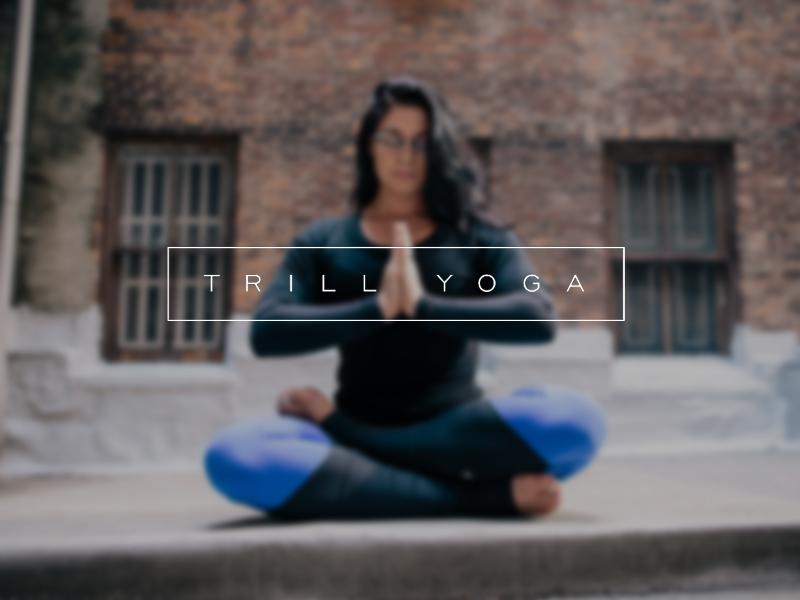 Claire Fountain / CBQuality - Trill Yoga founder and social influencer Claire Fountain Claire Fountain CLAIRE FOUNTAIN - FITNESS & LIFESTYLE BLOGGER