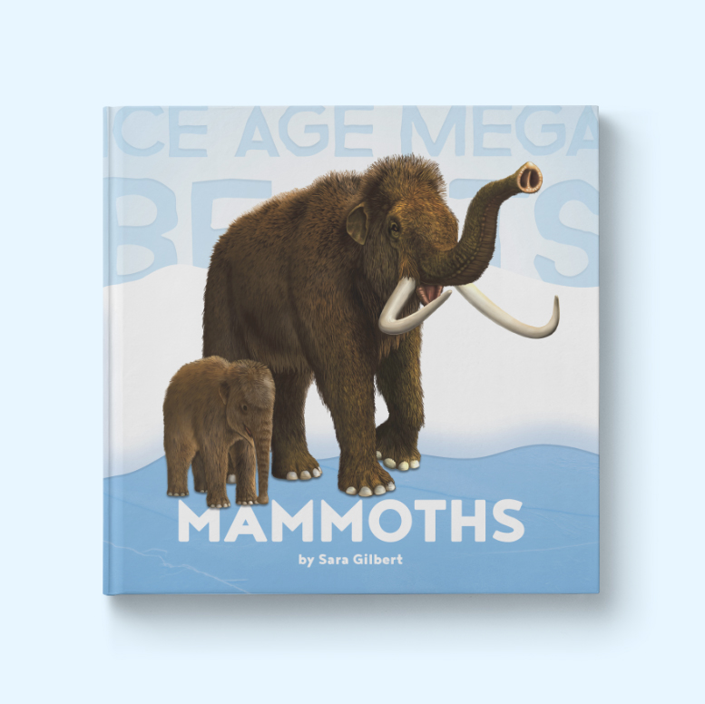 Copy of Copy of Ice Age Mega Beasts