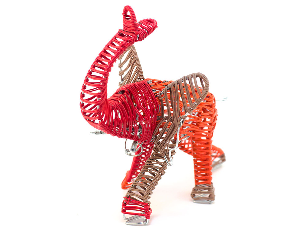 Scooby Wire Elephant