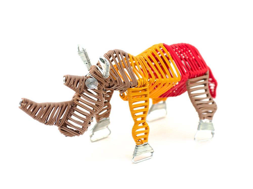 Scooby Wire Rhino