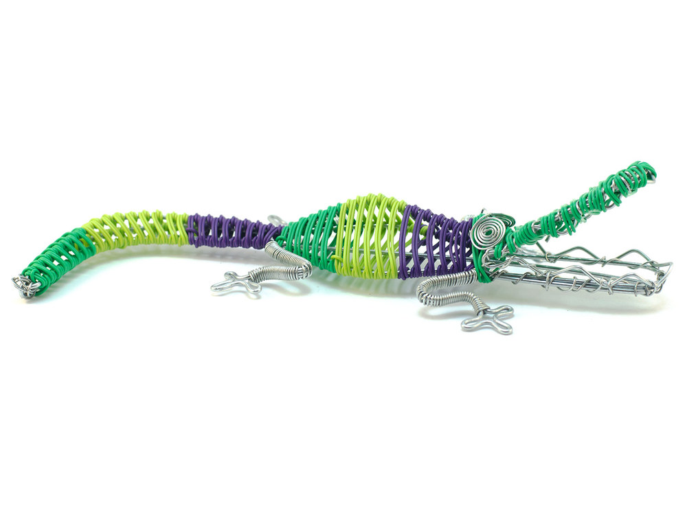 Scooby Wire Crocodile