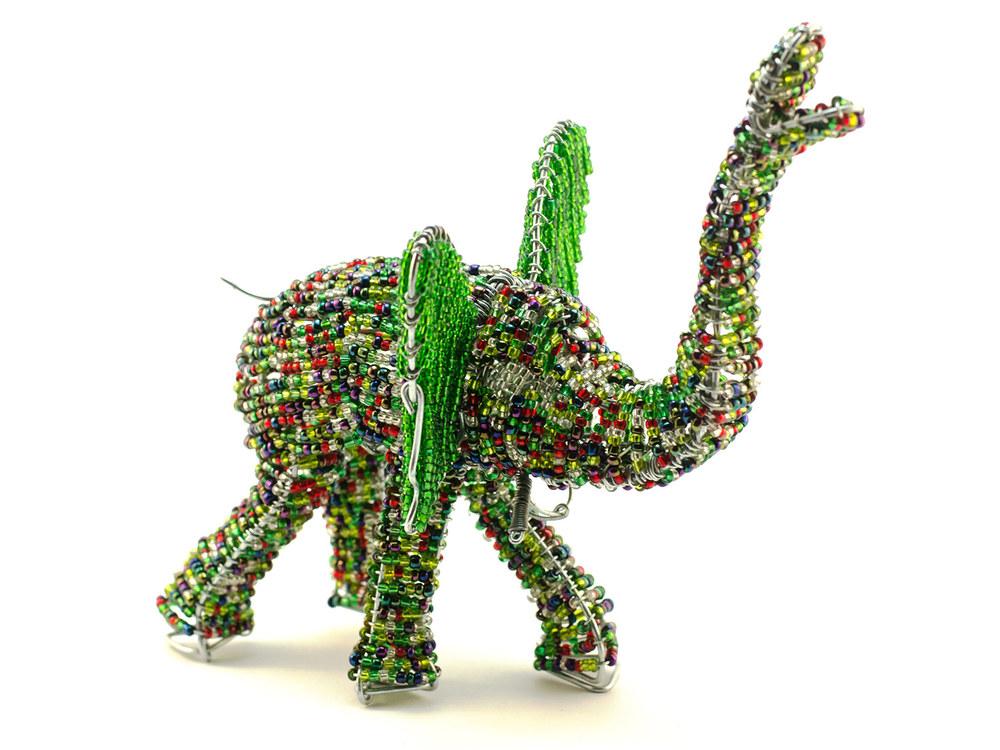 Beaded Elephant