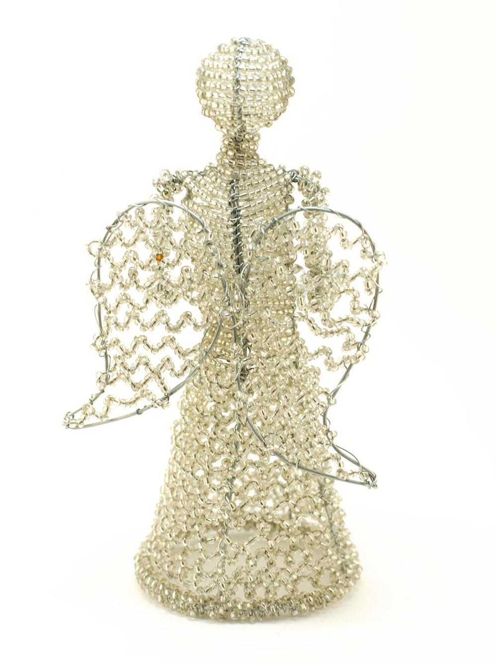 3D Beaded Angel