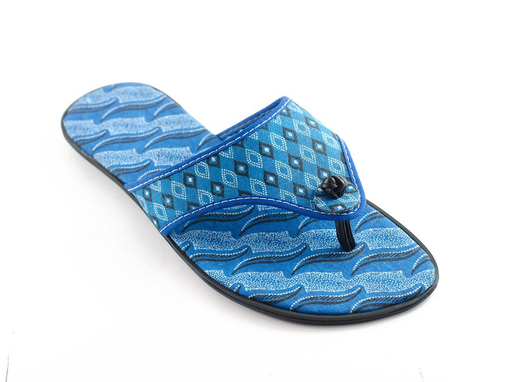 Shweshwe Sandal