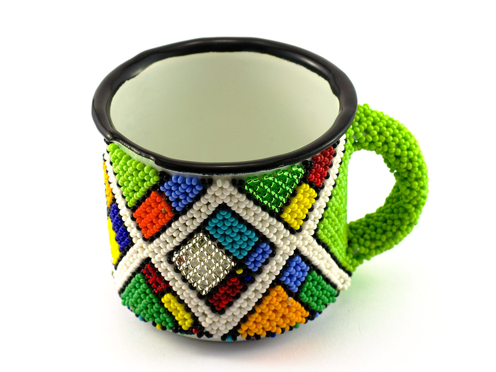 Beaded Cups