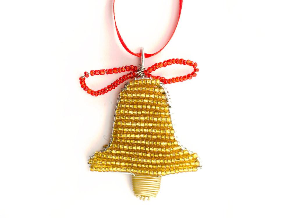 Beaded Bell