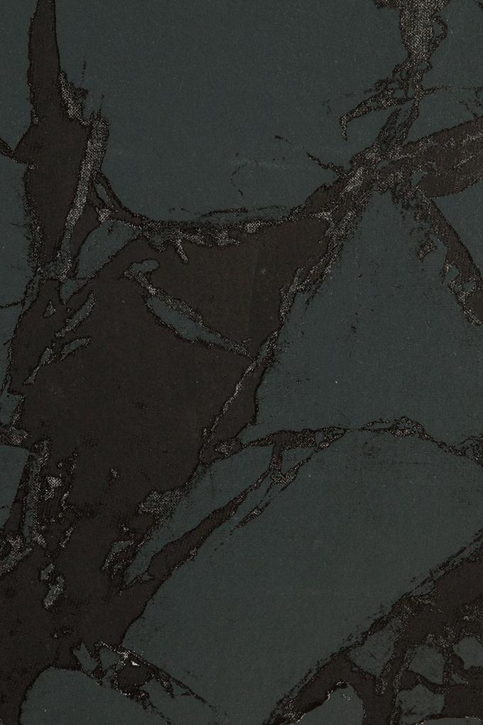 Levante Nero Marble Wallpaper