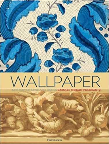 This is a mind-boggling fact: decorative wall coverings have been in use since the sixteenth century. The SIXTEENTH CENTURY! Humans are amazing, aren't they? We're so wildly inventive on a grand scale.
