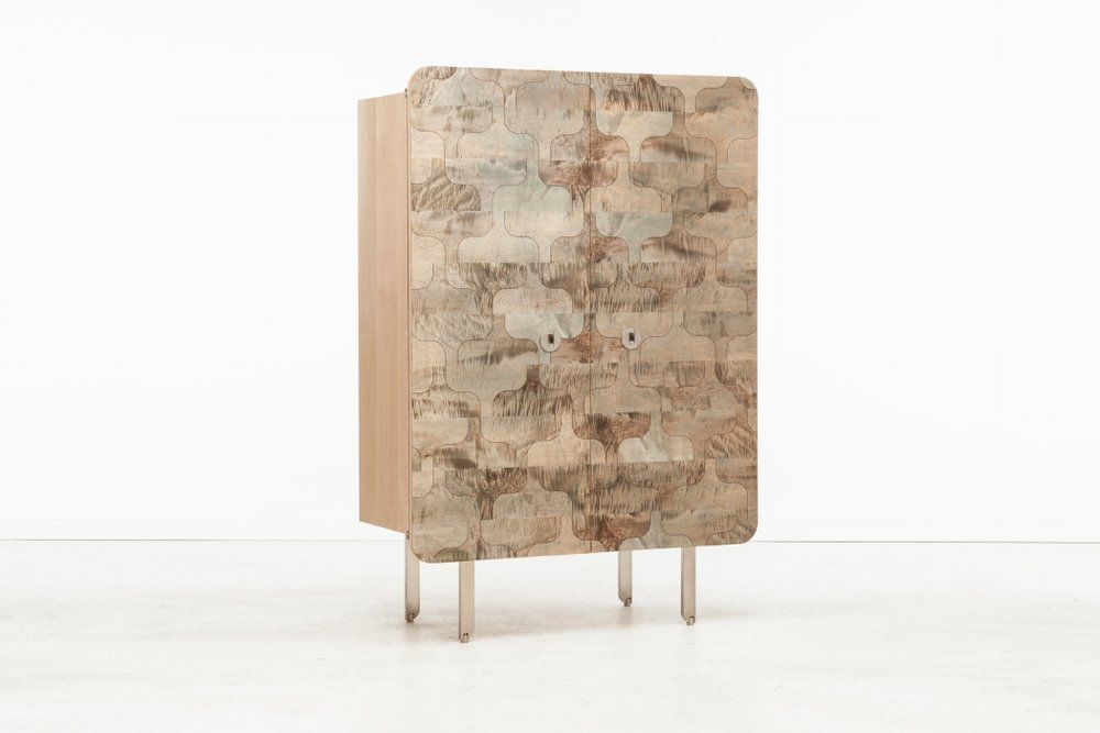 The Taos Armoire  by Token NYC